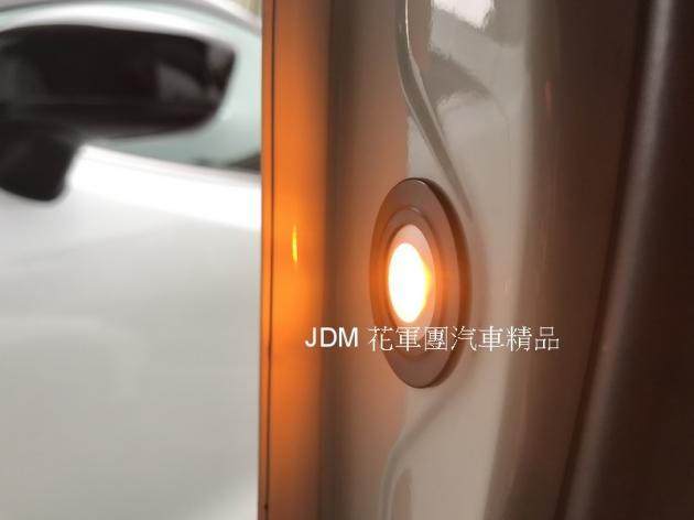 LED 警示燈 (黃光) 2