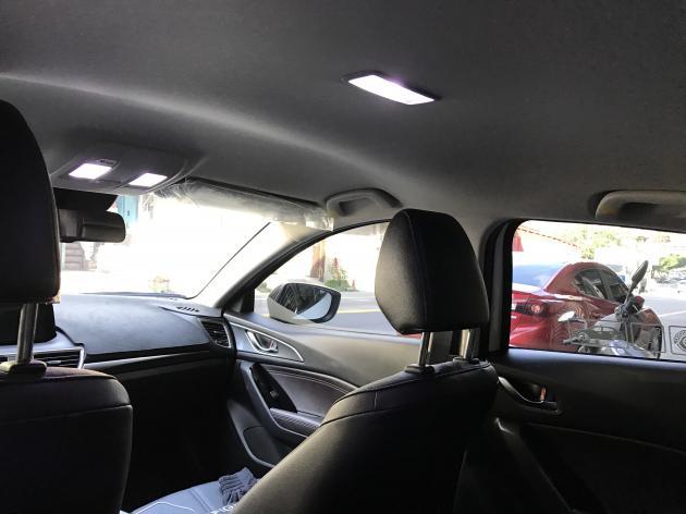LED 室內燈 後箱燈 2
