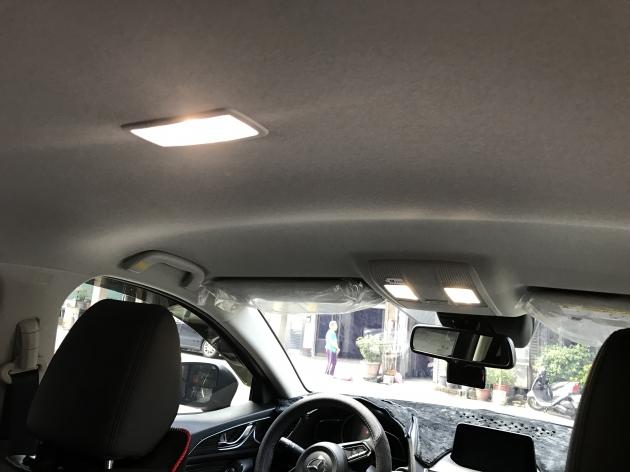 LED 室內燈 後箱燈 4