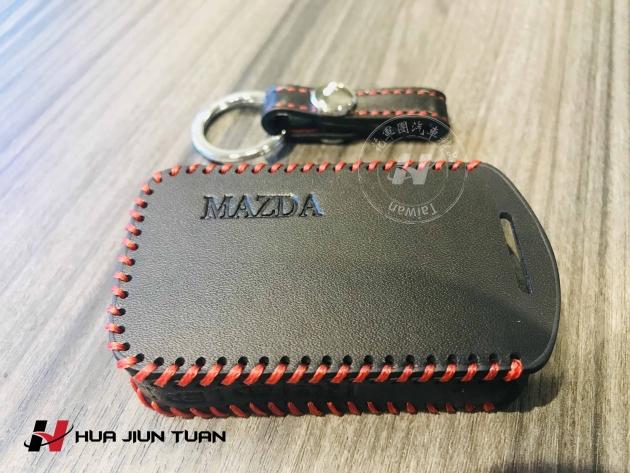 CX-30 方型 鑰匙皮套 4