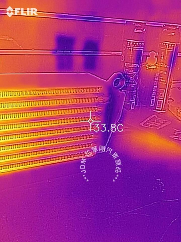 中央冷卻器 4